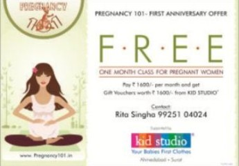 Pregnancy 101 First Anniversary Special !!!