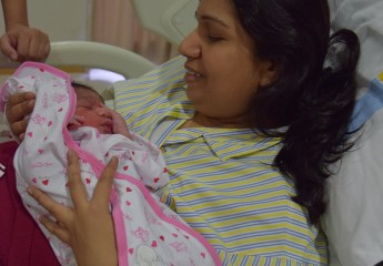 Giving Birth To A New Life: Aditi's Experience