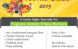 Garba Night For Pregnant Women, New Moms & Families