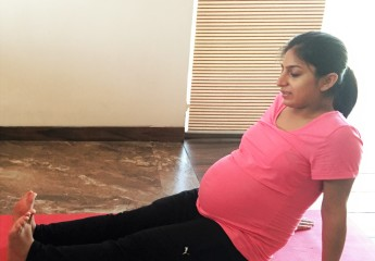 Yoga Postures For Normal Birth