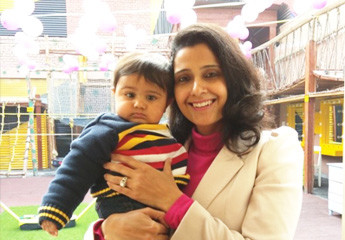 Puneet's Birth Story: Fitness During Pregnancy Helped