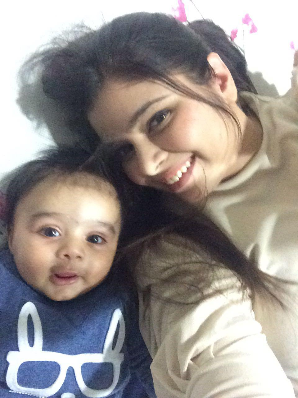 Himanshi: What an energetic birth story