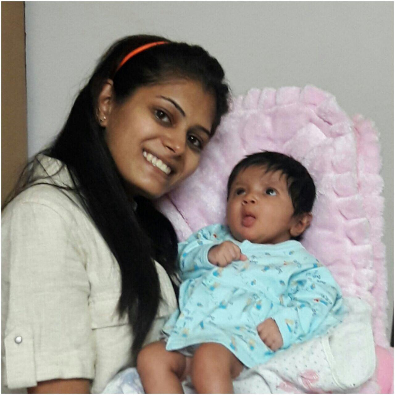 Nidhi's Birth story