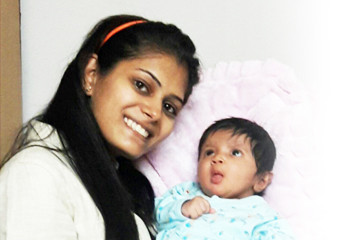 Nidhi's Birth Story : A Happy Natural Birth