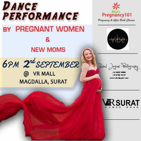 Dance Performance By Pregnant Women