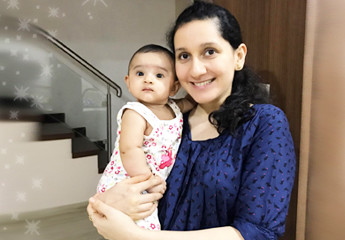 "Megha's Birth Story: ""If I can do it, So can you"