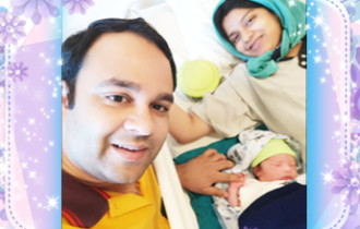 Ankita's Birth Story: I Believe it's all in the mind