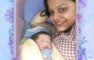 Pritika's Birth Story: Meditation helped me gage the courage