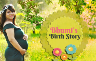 Bhumi's Birth Story: The wisest decision I made was to join Rita's pregnancy 101