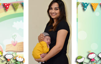 Disha's Birth Story: Everyone was so surprised with all the terminology I was using