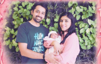 Swati's Birth Story: Swati and her husband's birthing tips