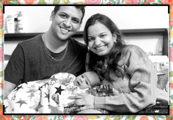 Dipika's Birth Story: I went for a walk even when I was in true labor.