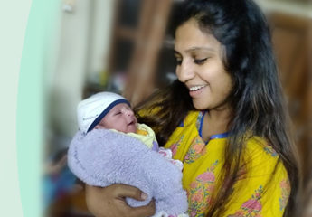 Shubhangi's Birth Story: Labour not only test you physically but also mentally
