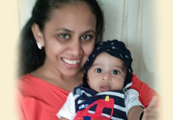 Khyati's Birth Story:  I was very determined to give my 100% to prepare my body for normal birth
