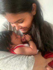 Ria birth story